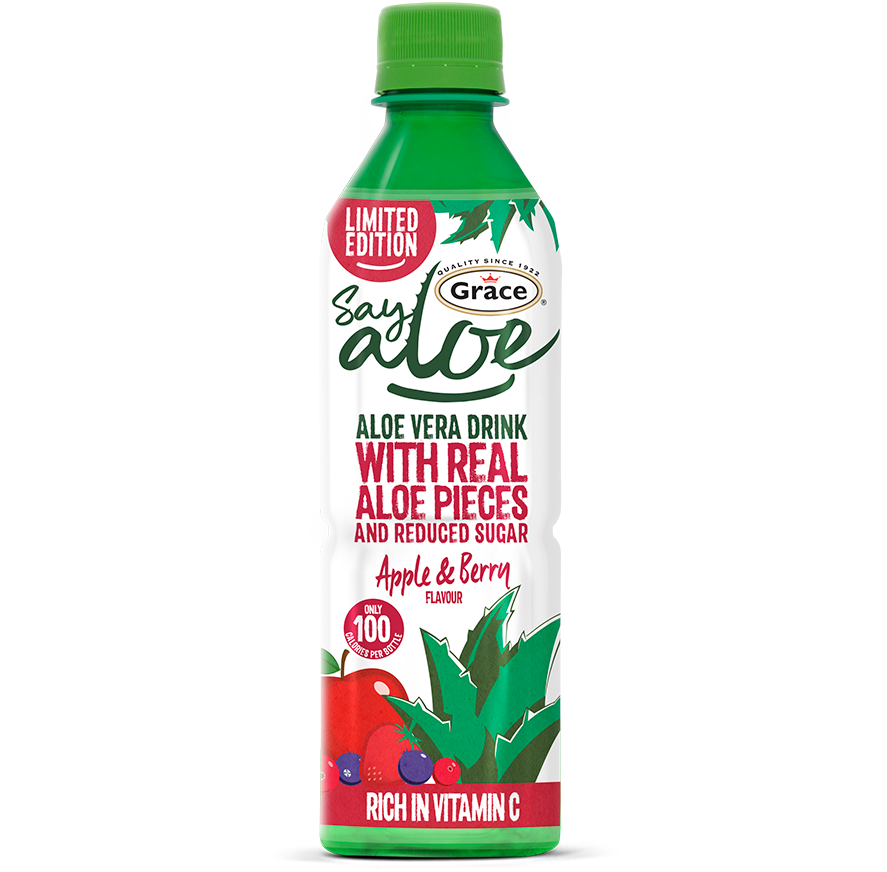 Say Aloe Reduced Sugar